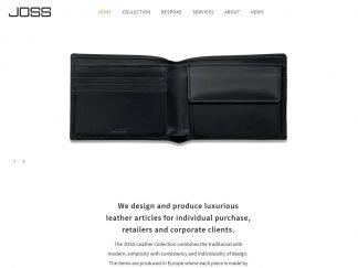 JOSS Leather Home